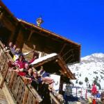 Aprés Ski im Gruberstadl am Obertauern