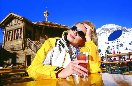 Aprés Ski im Gruberstadl in Obertauern