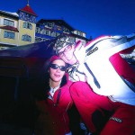 Apresski Weltcupschirm Obertauern