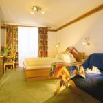 Gästezimmer im Hotel Cinderella Obertauern