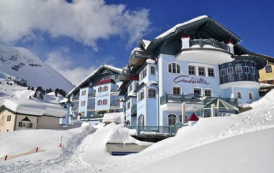 ****sup Hotel Cinderella Obertauern