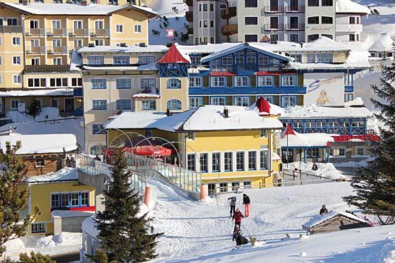 **** Hotel Snowwhite Obertauern