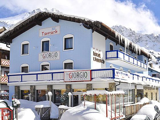 Hotel Garni Taurach in Obertauern