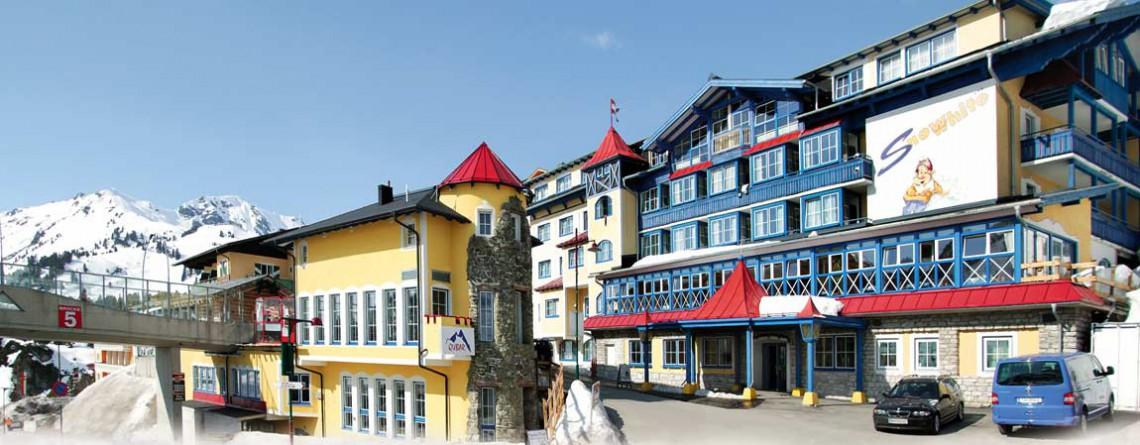 Skihotel Snowwhite Obertauern
