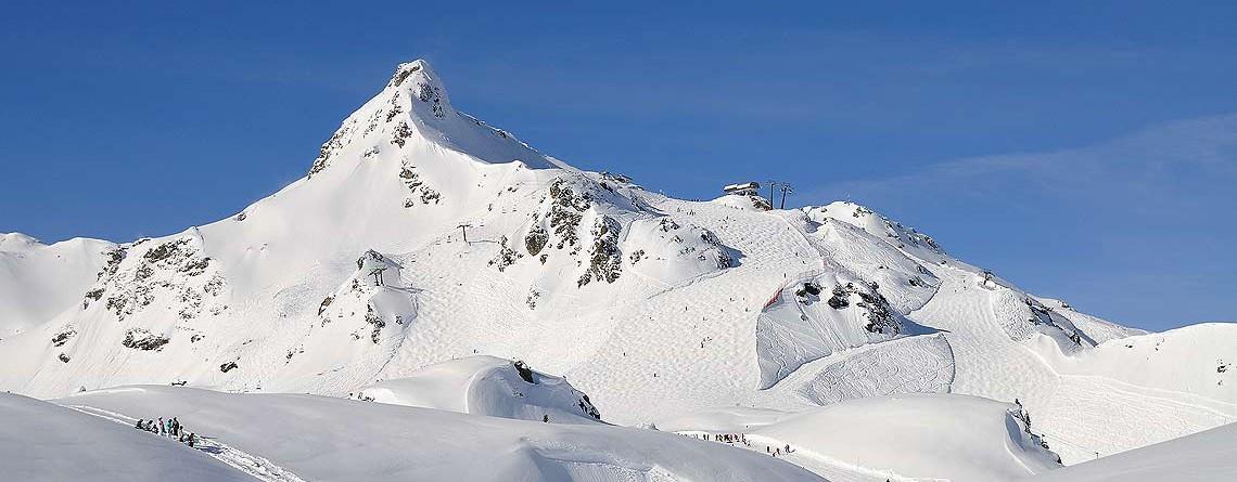 Skiregion Obertauern im Bundesland Salzburg